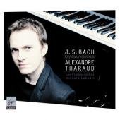 Album artwork for Bach: Piano Concertos / Tharaud