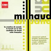 Album artwork for Milhaud: Miscellany