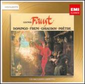 Album artwork for Gounod: Faust-Highlights
