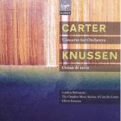 Album artwork for Carter: Concerto,3 Occasions:Knussen:Songs Without