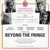 Album artwork for Beyond The Fringe (Live At The Cambridge Arts Thea