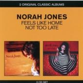 Album artwork for Norah Jones: Feels Like Home / Not too Late