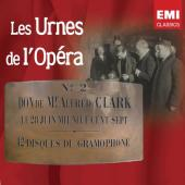 Album artwork for Les Urnes de l'Opera