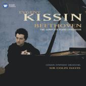 Album artwork for Beethoven: Piano Concertos / Kissin, Davis