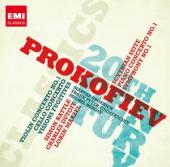 Album artwork for Prokofiev: Symphony No. 1, Concertos, etc.