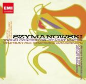 Album artwork for Szymanowski: Violin Concertos, Stabat Mater, etc.