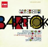 Album artwork for Bartok: Violin Concertos / Piano Concertos