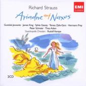 Album artwork for R. Strauss - Ariadne auf Naxos (Janowitz, King, Pr