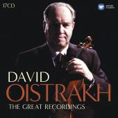 Album artwork for David Oistrakh: The Complete EMI Recordings