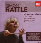 Album artwork for Simon Rattle: American Music