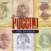 Album artwork for Puccini: The Operas (17CD)