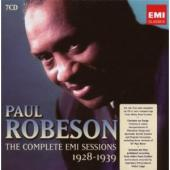 Album artwork for PAUL ROBESON - COMPLETE EMI SESSIONS 1928-1939