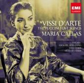 Album artwork for Puccini: Vissi D'arte Love Songs (Maria Callas)