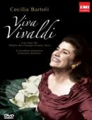 Album artwork for Cecilia Bartoli: Viva Vivaldi