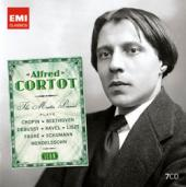 Album artwork for Alfred Cortot: Icon - The Master Pianist