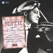 Album artwork for Jascha Heifetz: The Master Violinist - Icon