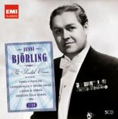Album artwork for Jussi Bjorling: The Swedish Caruso - Icon