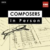 Album artwork for Composers in Person