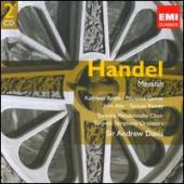 Album artwork for Handel: Messiah / Battle, Davis, Toronto Mendelsso
