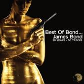 Album artwork for Best of Bond ... James Bond 50 Years-50 Tracks