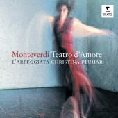 Album artwork for Monteverdi: Teatro d'Amore (Pluhar)