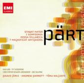 Album artwork for Pärt: Stabat Mater, I Sümfoonia, Missa Syllabica