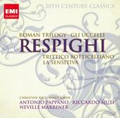 Album artwork for Respighi: Roman Trilogy, Gli Uccelli, Trittico Bot