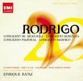 Album artwork for Rodrigo: Concerti for Various Instruments