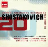 Album artwork for Shostakovich: Symphony No. 1 / Piano Concerto No.