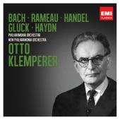 Album artwork for Otto Klemperer: Bach / Rameau / Handel / Gluck / H
