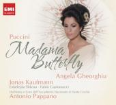 Album artwork for Puccini: Madama Butterfly / Gheorghiu, Kaufmann
