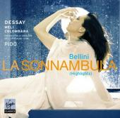 Album artwork for Bellini: La Sonnambula - Highlights / Dessay