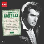 Album artwork for ICON - Franco Corelli / The Tenor as Hero