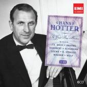 Album artwork for ICON - Hans Hotter / The Great Bass-Baritone