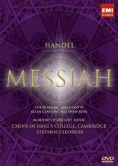 Album artwork for Handel: Messiah / Cleobury, King's College