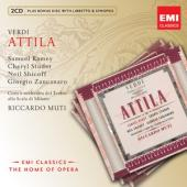 Album artwork for Verdi: Attila / Ramey, Studer, Muti