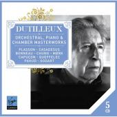 Album artwork for Dutilleux: Orchestra, Piano & Chamber Works