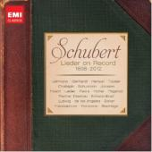 Album artwork for Schubert: Lieder on Record 1898-2012
