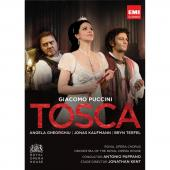 Album artwork for Puccini: Tosca / Gheorghiu, Kaufmann, Terfel