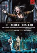 Album artwork for The Enchanted Island / Met HD, DiDonato, Daniels