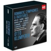 Album artwork for Romantic Symphonies & Overtures / Klemperer