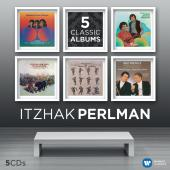 Album artwork for PERLMAN: 5 CLASSIC ALBUMS