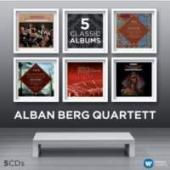 Album artwork for ALBAN BERG QUARTET:  5 CLASSIC