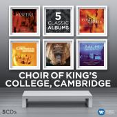 Album artwork for Choir of King's College / 5-CD set