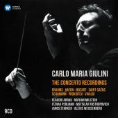Album artwork for Carlo Maria Giulini: The Concerto Recordings