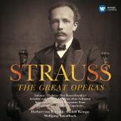 Album artwork for R. Strauss: The Great Operas