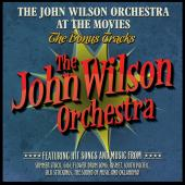 Album artwork for THE JOHN WILSON ORCHESTRA AT THE MOVIES