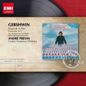 Album artwork for Gershwin: Rhapsody In Blue; An American In Paris