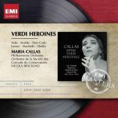 Album artwork for Verdi Heroines / Callas