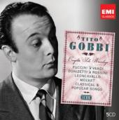 Album artwork for Icon: Tito Gobbi – Complete Solo Recordings
